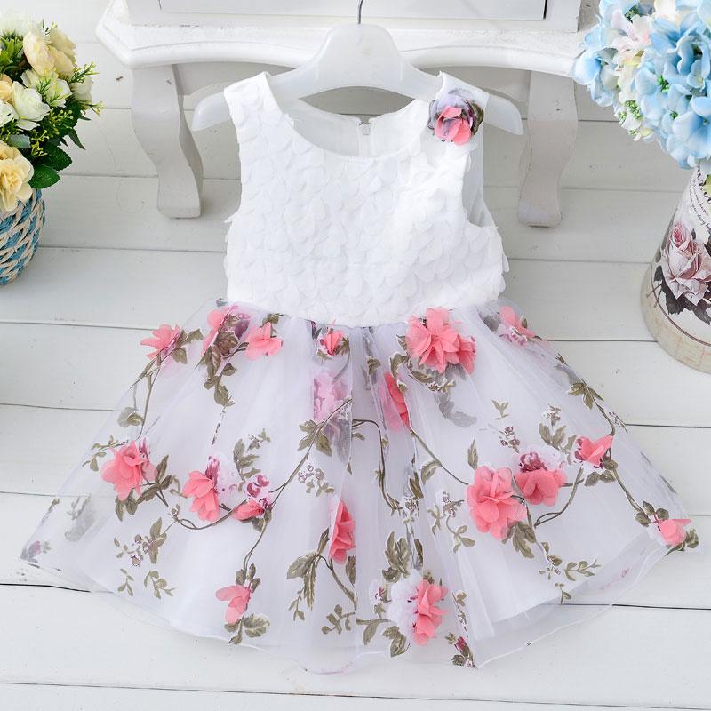 watermelon princess flowery dress